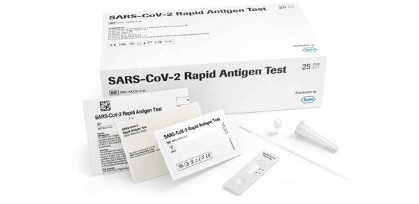Roche SARS-COV tests