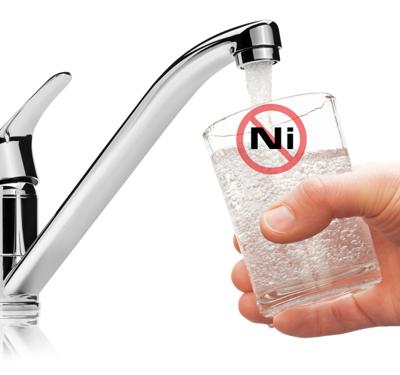 drinkwater testen op Nikkel
